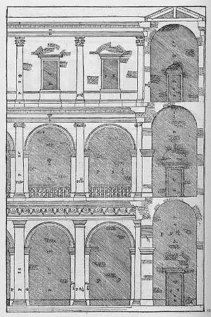 Tabulariummotiv for Architektur 4 1